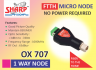 OX 707 Micro Node